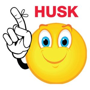 Husk-smiley
